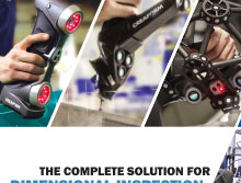 THE COMPLETE SOLUTION FOR DIMENSIONAL INSPECTION IN QUALITY CONTROL APPLICATIONS