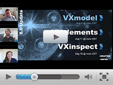 VXelements 8.0 - Update Training