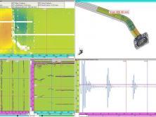 面向发电和能源行业相控阵检测的 3D 建模