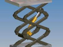 产品开发 - 液压工作台