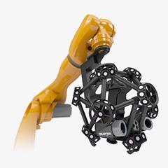 机器人装配式光学3D扫描仪:METRASCAN 3D-R