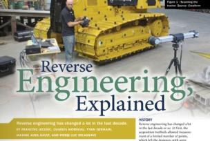 Quality Magazine extact: Resverse Engineering