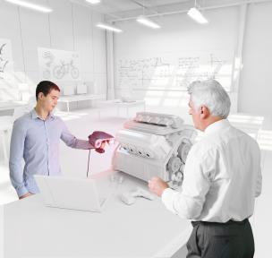 Creaform向教育工作者推广3D测量技术