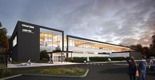 NEW Creaform Headquarters