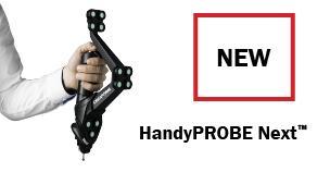 Creaform HandyPROBE Next Portable CMM