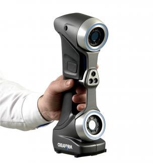Creaform推出全新设计的HandySCAN 3D™便携式激光扫描仪