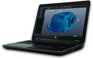 Creaform推出VXmodel 3D扫描-CAD软件