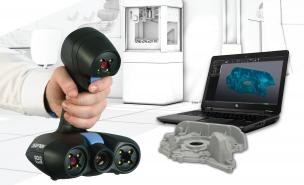 Stratasys and Creaform Joint Marketing Agreement