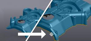 VXmodel 扫描至 CAD