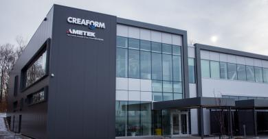 CREAFORM 新总部揭牌