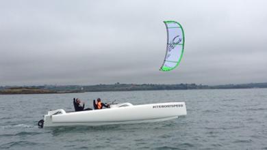 Creaform 和法国学生重新设计 Kiteboatspeed 项目